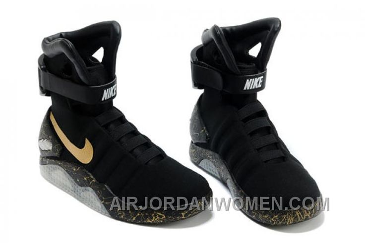 http://www.airjordanwomen.com/nike-air-mag-back-to-the-future-limited-edition-shoes-black-gold-copuon-code-cpnn5.html NIKE AIR MAG BACK TO THE FUTURE LIMITED EDITION SHOES BLACK GOLD COPUON CODE CPNN5 Only 120.49€ , Free Shipping!