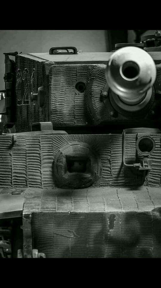 Panzerkampfwagen VI Tiger I Ausf. E Tank.