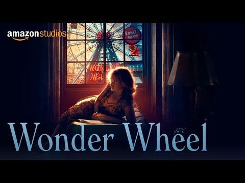 A young woman is being hunted by the Italian Mob in 'Wonder Wheel', set in 1950s Coney Island, and fans are already claiming Kate Winslet will win an academy award! | Shock Mansion