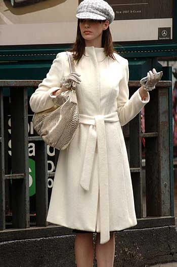 from the devil wears prada (have you seen that movie yet?  the clothes are amazing)