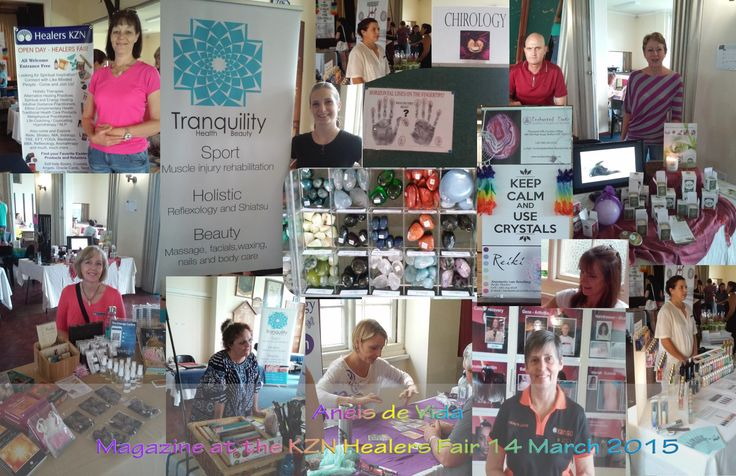 Sharing some photos from the KZN Healers Fair - absolutely fantastic feeling in the hall today. Calmness permeated throughout.