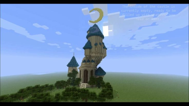 Minecraft Blueprints Wizard Tower Step By Step