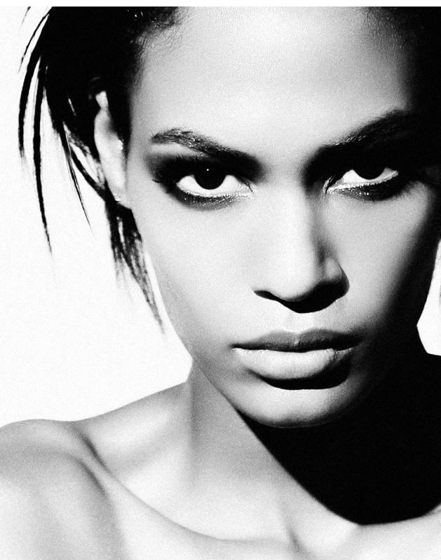 Joan Smalls@ IMG models  Photographer: Maxim Repin  Makeup&hair: Sergey Logvinov