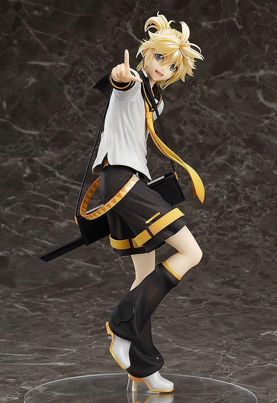 Nuevas Figuras de Rin y Len | Anime en Español