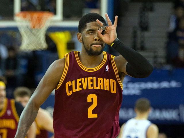 Cleveland Cavaliers Kyrie Irving | Published | Pinterest | Kyrie irving,  Cleveland and NBA