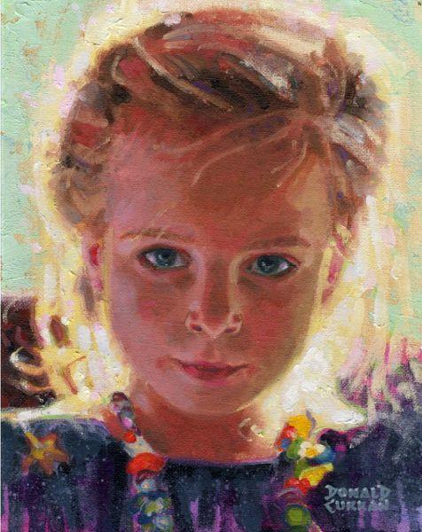 'Little Angel'