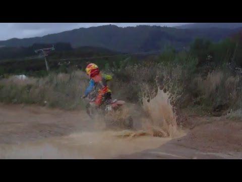 vlog08 - Terrifying spider encounter!