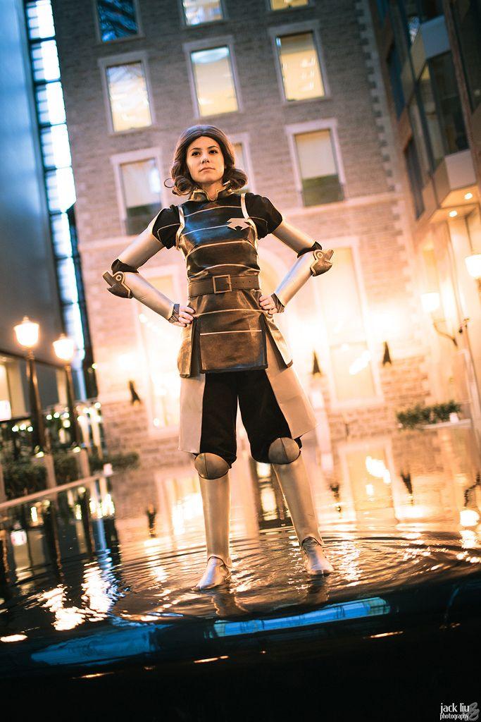 Lin Bei Fong - The Legend of Korra #cosplay