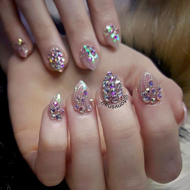 25 best ideas about stiletto nail designs on pinterest