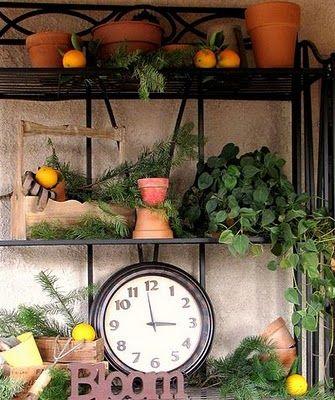 Best 25+ Bakers rack decorating ideas on Pinterest   Rustic bakers ...