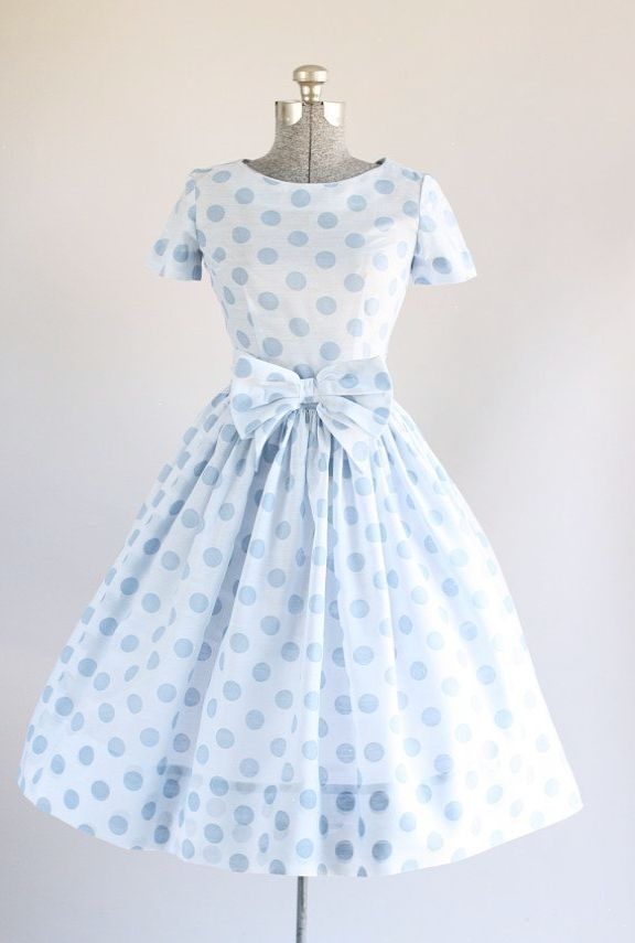 Great 50 S Fashion Dress Up Party Ideas Cool Vintage Dresses Vintage 1950s Dresses Vintage Dress Patterns