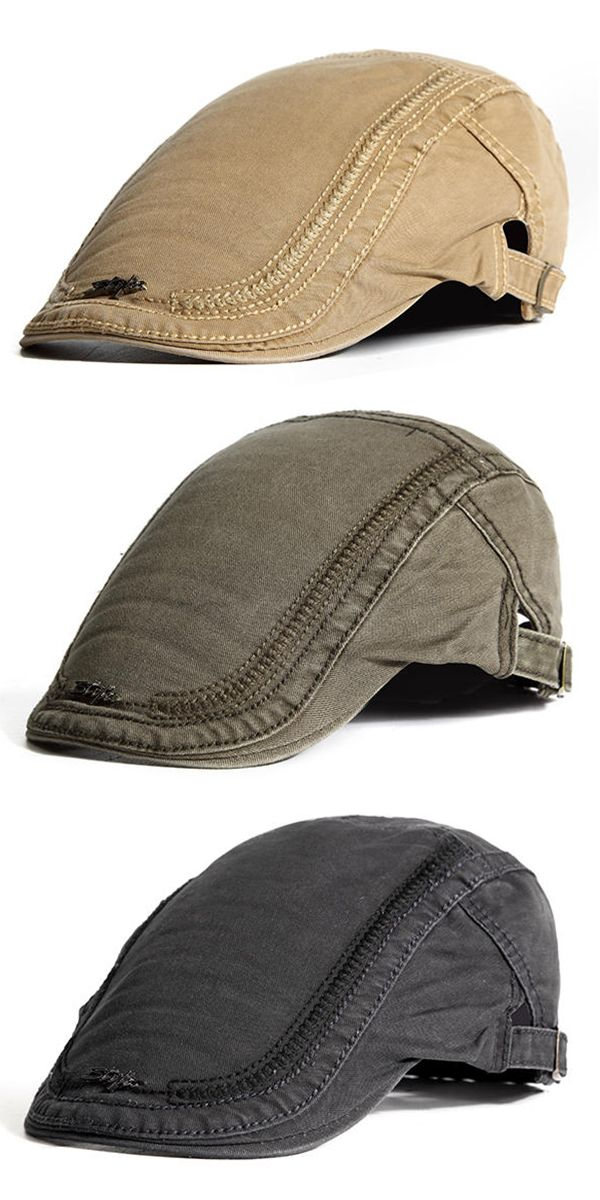 ec2982bd3bf0b Shop Good Quality and Amazing Fit From Banggood. Cotton Embroidery Painter Beret  Caps For outdoor. Get Yours