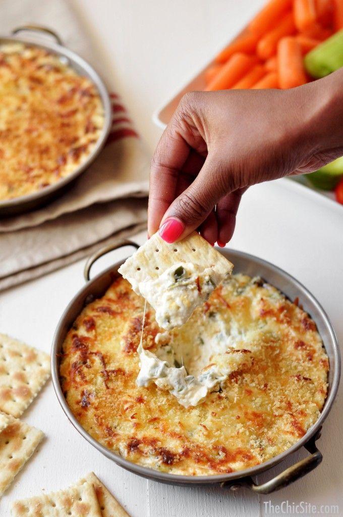 Jalapeño Popper Cheese Dip