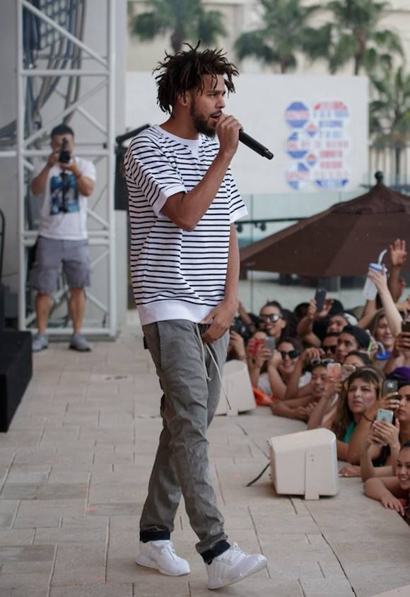 J. Cole Official Page