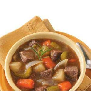 Vegetable Beef Stew (Perfect during these cold Winter months)