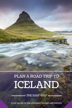 Icelandair gives people seven days of free layover time in Iceland and this is just about the perfect amount of days you need to cruise all around the ring road and see most of it. Here's all you need to know about driving around Iceland on an epic road trip!