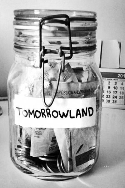 I would love nothing more than to go to Tomorrowland. Definitely on my bucket list.