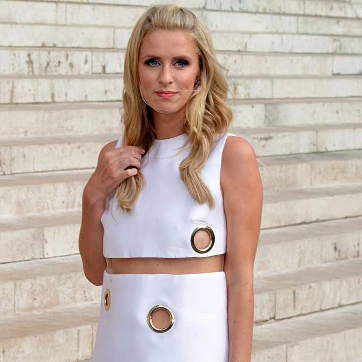 Yikes! Nicky Hilton Just Had a Major Wardrobe Malfunction: It seems Nicky Hilton may have forgotten her underwear at home.