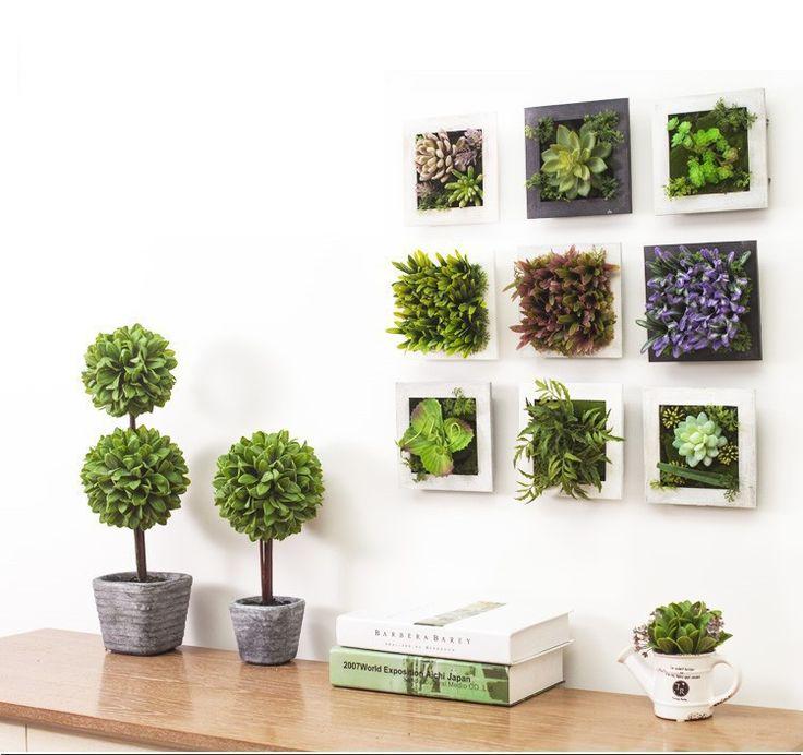 стены искусственные цветы каждая по 10 е
