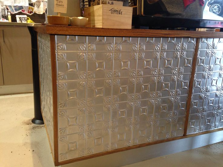 pressed metal furniture. Pressed Metal Works Well On Counters And Kitchen Islands. Furniture L