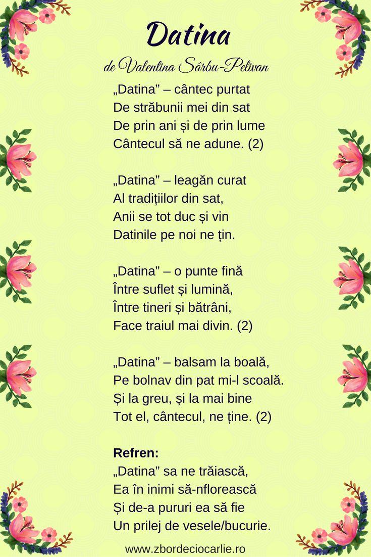 Poiezii despre tara, poezii patriotice, cantece patriotice, cantec despre tara. Poezii de Valentina Sarbu-Pelivan