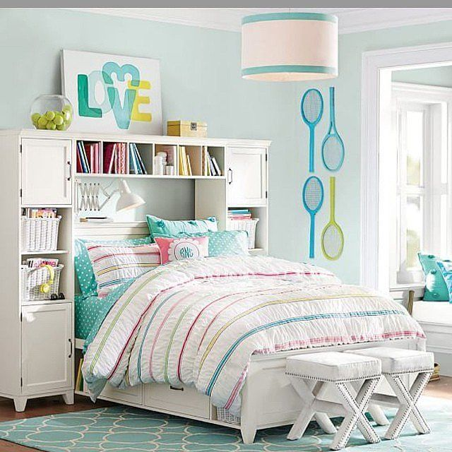 Redecorating A Girls Room