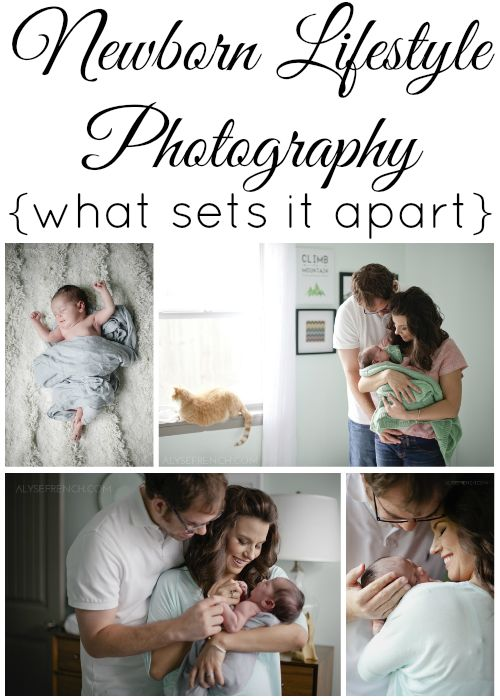 Newborn lifestyle photography what sets it apart guest post