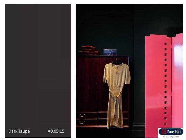 Taupe - den nye fargekolleksjonen for 2013 fra  NordsjoFarger.blogspot.no