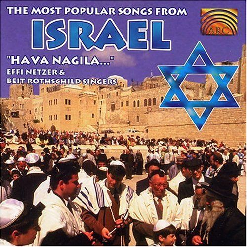 Most Popular Songs From Israel: Hava Nagila EZ