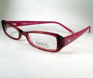 EYEGLASS FRAME COACH Model:MIRANDA 2014    Color:512 BERRY    EyeSize:48-16-135    VERTICAL:25mm Must have!