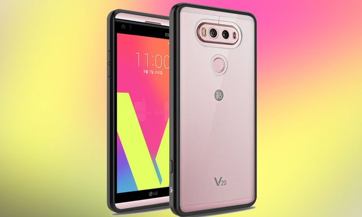 Best #LGV20 #ClearCases: Protect Your Highly Valued #Smartphone with Original Looks