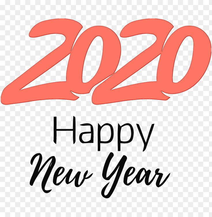 Happy New Year 2020 Png Png Images Png Free Png Images Happy