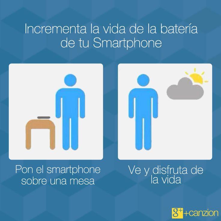 ¿Quieres ahorrar la batería de tu teléfono móvil? Sigue estos prácticos consejos y compártelos.
