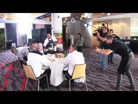 New Zealand Dilmah Real High Tea Challenge 2013 NZ