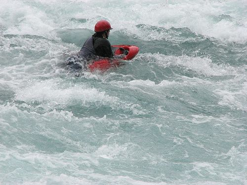 Hydrospeed on Rio Futaleufu from Joaquin Souyris   from Flickr Photo Share…