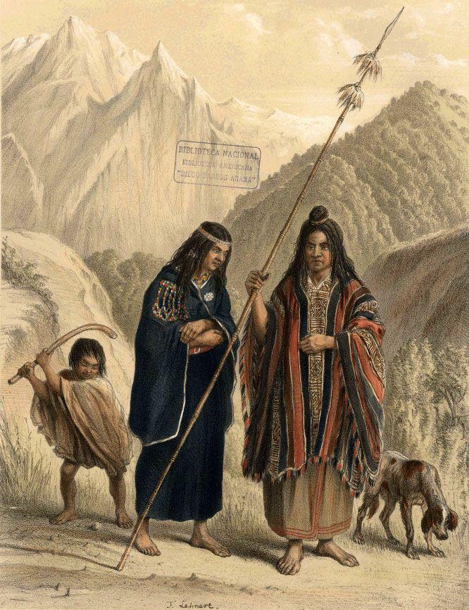Mapuches_Atlas_de_la_historia_física_y_política_de_Chile