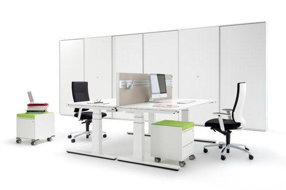 Winea Eco by WINI Büromöbel | Individual desks | individuality ...