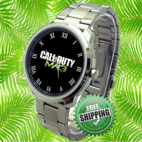 Call Of Duty Modern Warfare 3 Sport Watch by lakonmenang on Etsy, $15.00