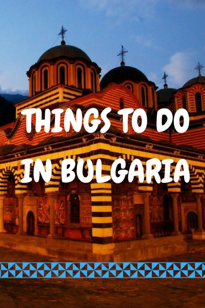 Tips on things to do in Bulgaria. Click here to read more!  #Bulgaria #Europe