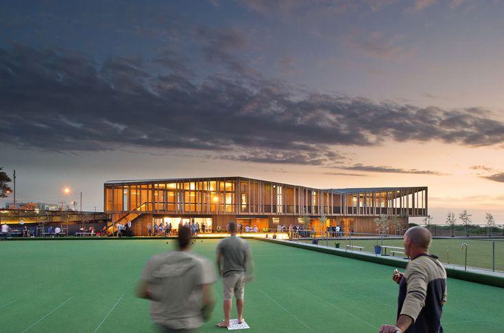 Keast Park Community Pavilion | Jackson Clements Burrows