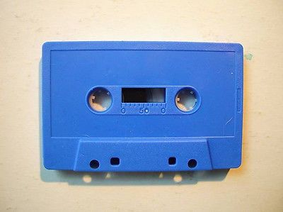 Details about 25 blank COLORED audio cassette tapes +case ...