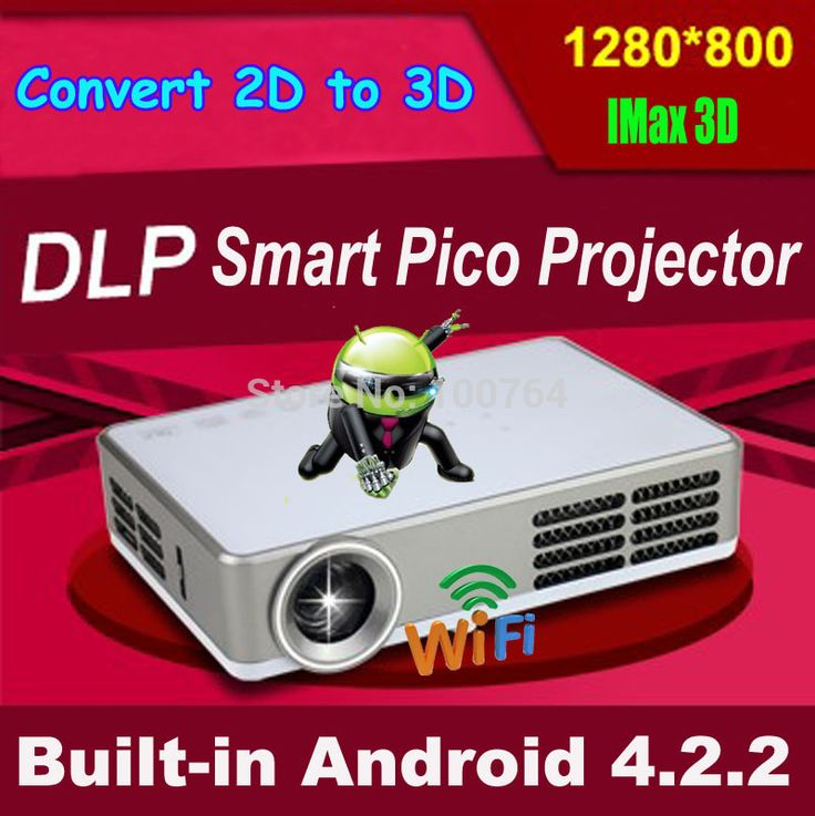>> Click to Buy << Android shutter 3d led mini DLP projector 1080p full hd home theater projetor video lcd proyector portable pico pocket beamer #Affiliate