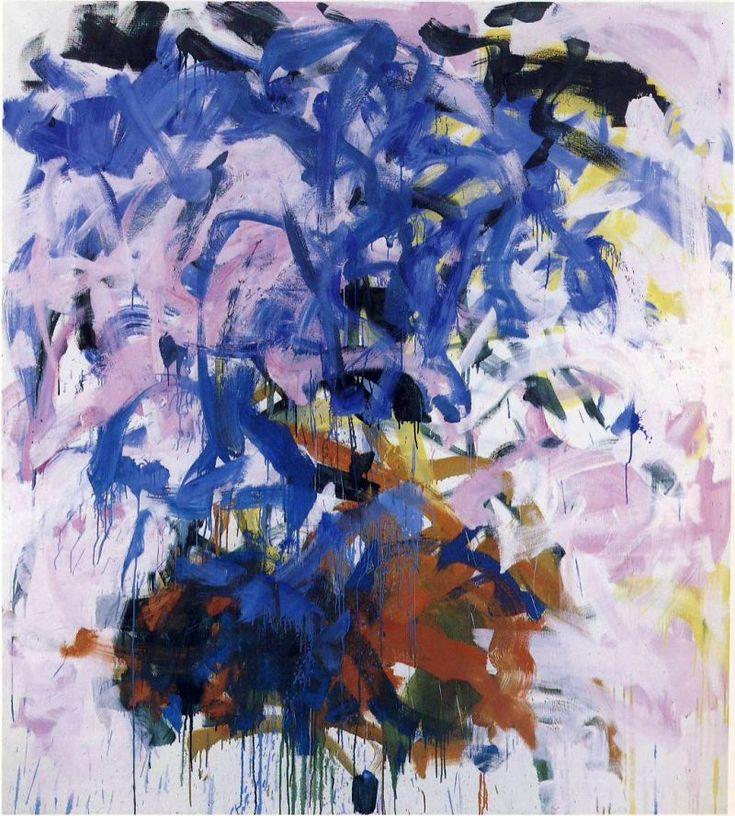 A Few Days II by Joan Mitchell