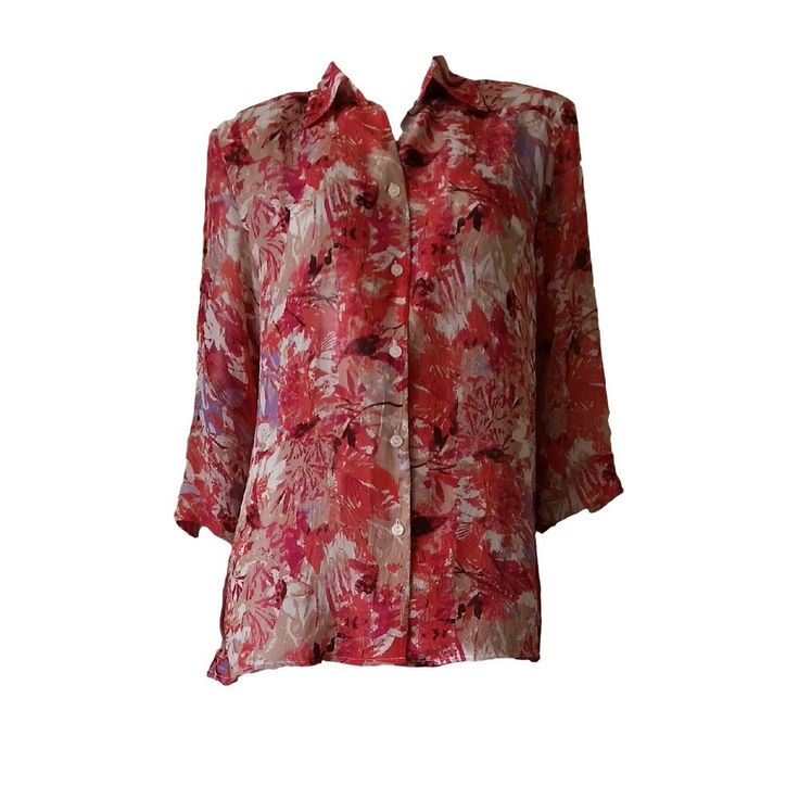 Renoma Button Up