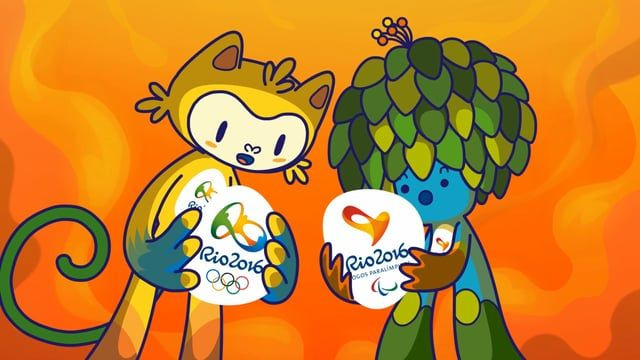 We have no words to express our happiness and pride for having created the Rio 2016 Olympic and Paralympic Games' Mascots.  We worked under secrecy for over one year in a country-wide contest filled with deliveries until our characters were chosen as the final Mascots. Our work included the official drawings of the Mascots, the development of their background stories, personalities and superpowers, 64 sport poses overviewed by specialists in each sport, licensing material, background…