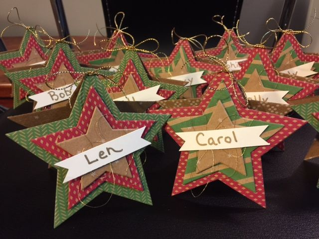 get 20 christmas name tags ideas on pinterest without signing up diy christmas ornaments