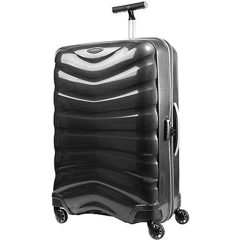 Buy Samsonite Firelite 4-Wheel Extra Large Suitcase Online at johnlewis.com