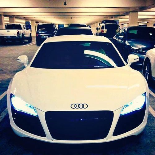 Can you tell that I'm a tad bit Audi obessed?