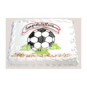 Decorated Cakes :: White Whip Cream Icing :: Decorated Sheet Cake with  White Whip Cream Icing {SOCCER} - Order 1 Week Ahead - costco online shop