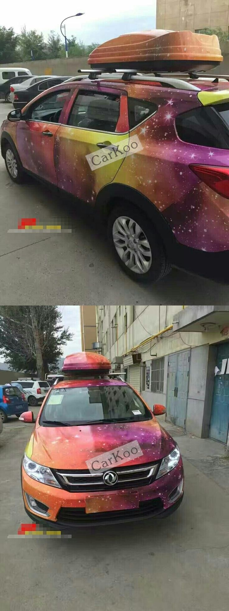 Starry sky custom car sticker bomb Camo Vinyl Wrap Car Wrap With Air Release bomb sticker Car Body Sticker